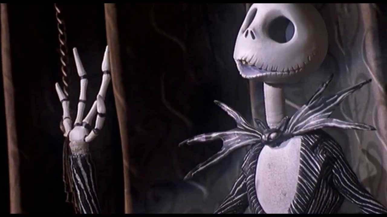 The Nightmare Before Christmas - Town Meeting (Lyrics) - YouTube