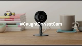 This video was shot entirely on Nest Cam. thumbnail