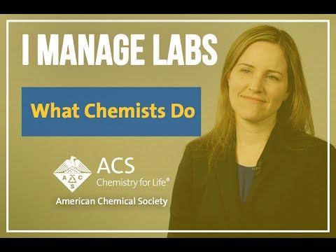 What Chemists Do: Tiffany Hoerter, Enterprise Service Relationship Manager- Agilent Technologies