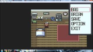 Pokemon Sapphire and Ruby Items Cheats for NO$GBA [Voice Tutorial]