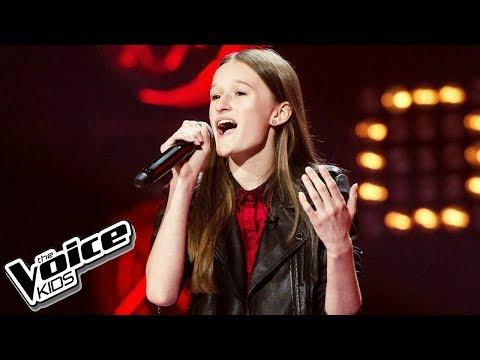 Eliza Gąsiorowska - 'W stronę słońca' - Przesłuchania w ciemno - The Voice Kids Poland 2