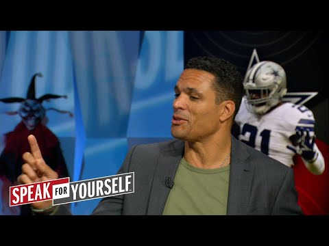 Tony Gonzalez: Carson Wentz is the second best QB in the NFL right now | SPEAK FOR YOURSELF