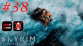 The Elder Scrolls V Skyrim Legendary Edition 38 Забытая Пещера
