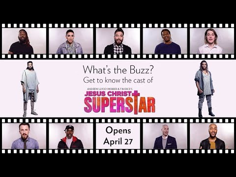 Get to know the cast of JESUS CHRIST SUPERSTAR // Onstage at Lyric April 27