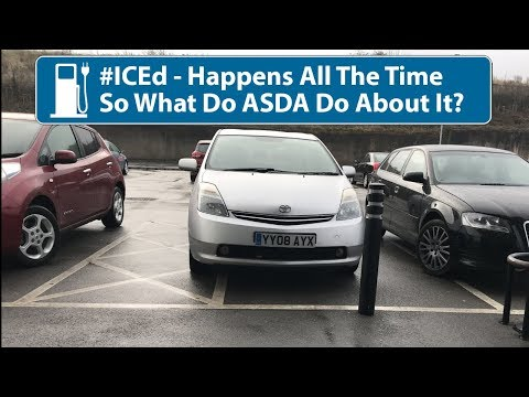 #ICEd - What Do ASDA Do About It?