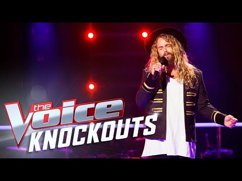 Benjamin James Caldwell sings Jealous Guy | The Voice Australia 2017