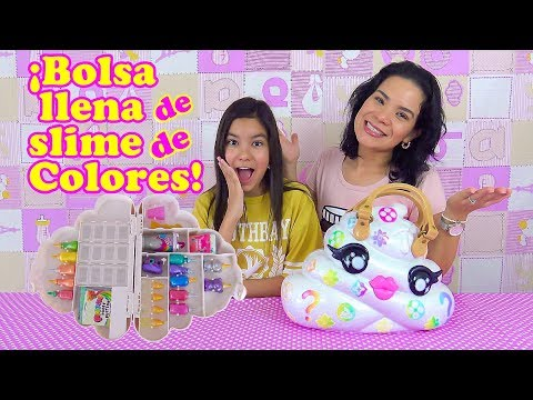 JUGUETE LLENO DE SLIME DE COLORES | AnaNana Toys