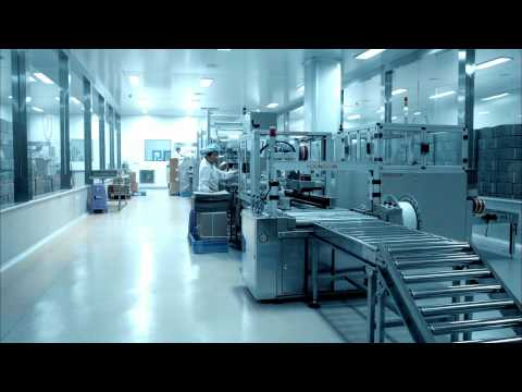 Yangtze River Pharmaceutical Group Intro - HD