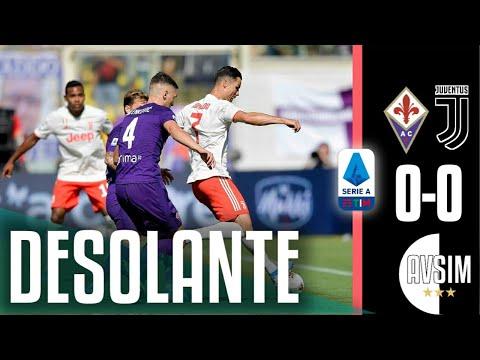 Juve non pervenuta a Firenze ||| Avsim Post Fiorentina-Juventus 0-0