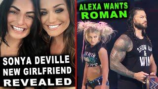Alexa Bliss Wants Roman Reigns & Sonya Deville New Girlfriend Revealed - 5 WWE Rumors 2020