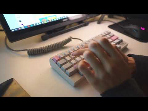 HHKB Type-S - Sound test