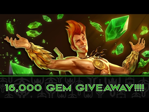 HOW TO WIN 8000 GEMS A MONTH! - Incon - Smite