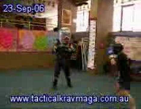 Krav Maga - Preemptive Attack 2006-09-23