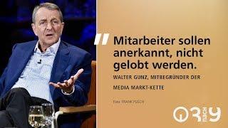 Walter Gunz darüber, warum man Mitarbeiter nicht loben sollte // 3nach9