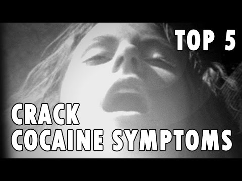 Top 5 Symptoms of Crack Cocaine