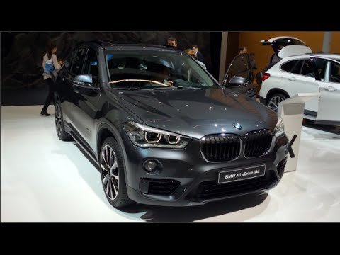 Beautiful BMW X1 SDrive18d 2016 In Detail Review Walkaround Interior