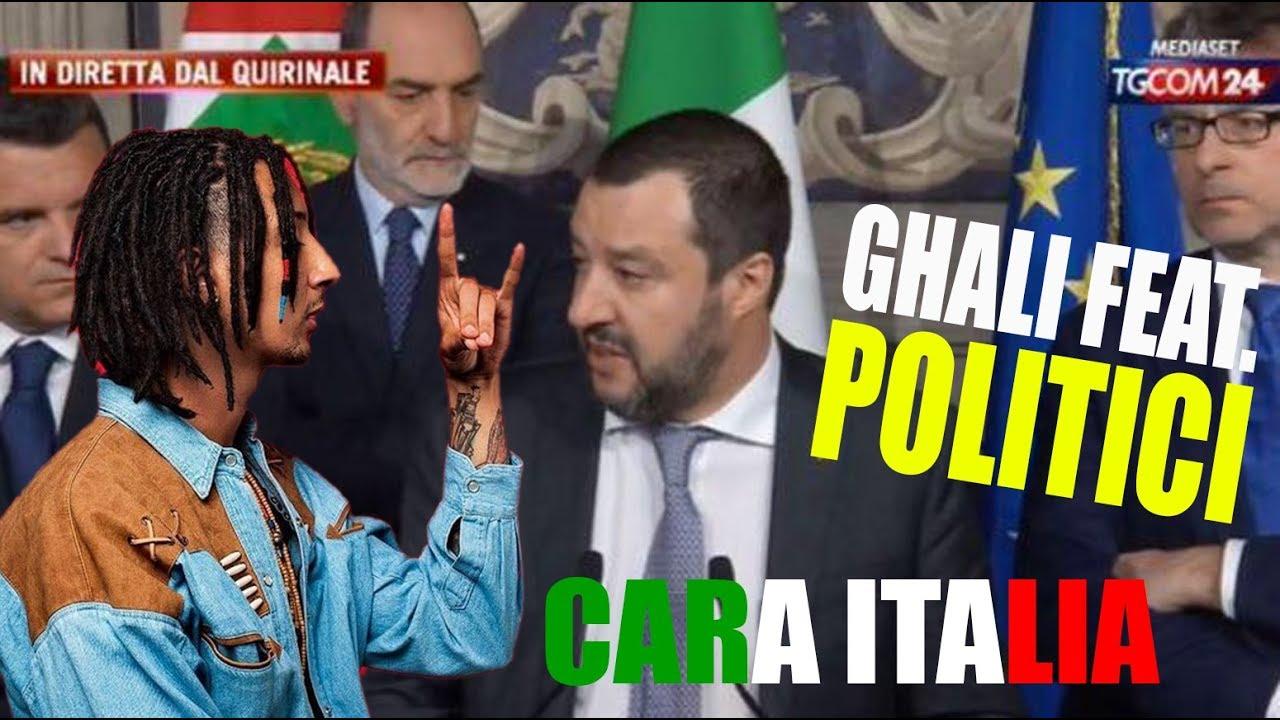 The Politici. Consultazioni al ritmo di ... Ghali