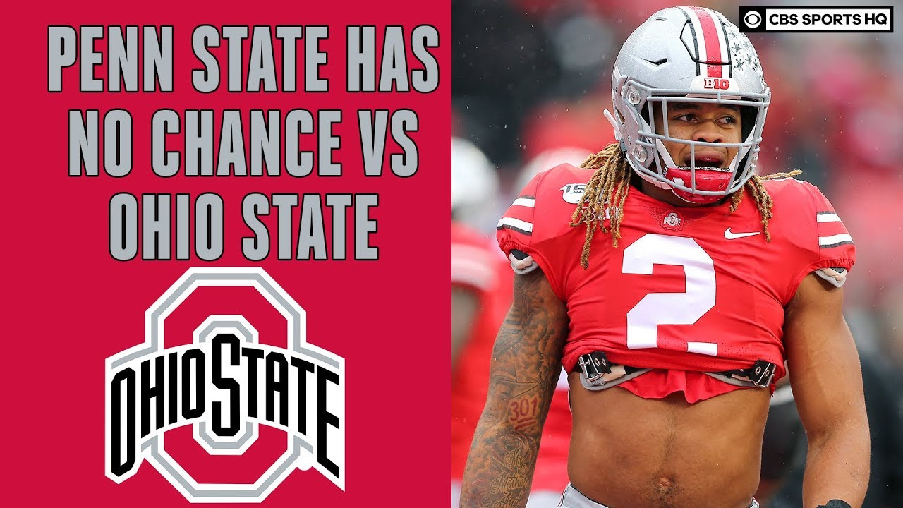 Penn State vs. Ohio State Football Prediction and Preview