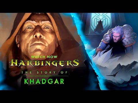 Harbingers: A História de Hadggar
