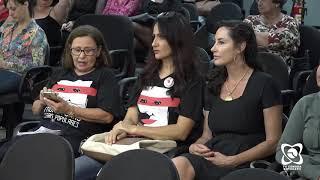 Reunião pública promove enfrentamento da violência contra a mulher
