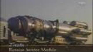 Russian Proton Rocket: Launch of Zvezda July 11, 2000