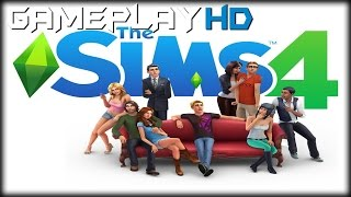 The SIMS 4 Digital Deluxe Edition Gameplay (PC HD)