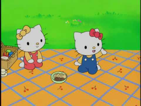 going to the bathroom hello kitty cartoon snippet youtube. Black Bedroom Furniture Sets. Home Design Ideas