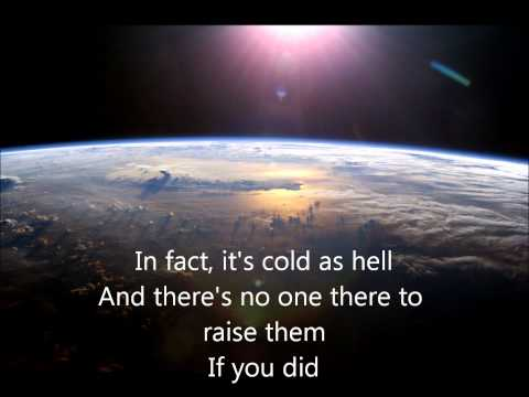 [Rocket Man (Elton John Cover) - Maynard] with lyrics