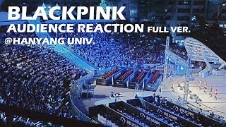 Download lagu 블랙핑크 한양대 관객떼창 Full Version BLACKPINK Audience Reaction Fancam @ Hanyang Univ | by lEtudel