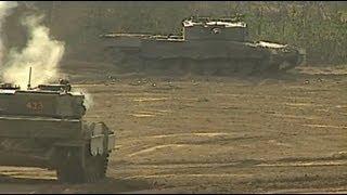 Немецкие танки для Катара - Германия наращивает экспорт вооружений(Катар покупает 62 немецких танка