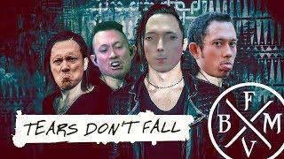 Matt Heafy (Trivium) - BFMV - Tears Don´t Fall I Acoustic Cover