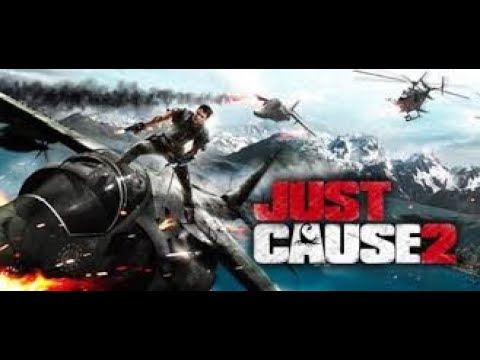 How To Download Just Cause 2 For PC In 3 Parts Part Size = 500 MB