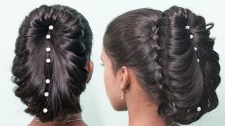 Easy Christmas hairstyles for …
