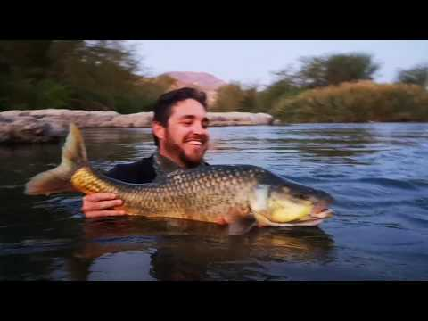Fly-fishing For The Richtersveld Dragons, South Africa/Namibia