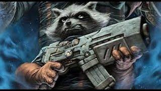 Marvel Heroes: Level 60 Rocket Raccoon Gameplay (updated)
