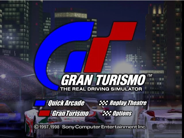 PSX Longplay [222] Gran Turismo Arcade Mode (EU) (Part 1 of 2)
