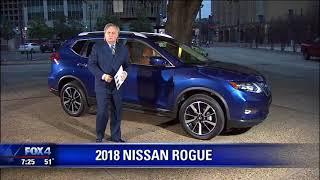 Ed Wallace reviews the Nissan Rogue