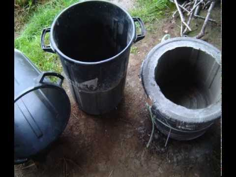 Make a pot for Plant