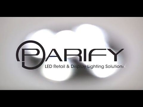 Parify | Bespoke and Innovative Lighting for Jewellery Displays | Promotional Video