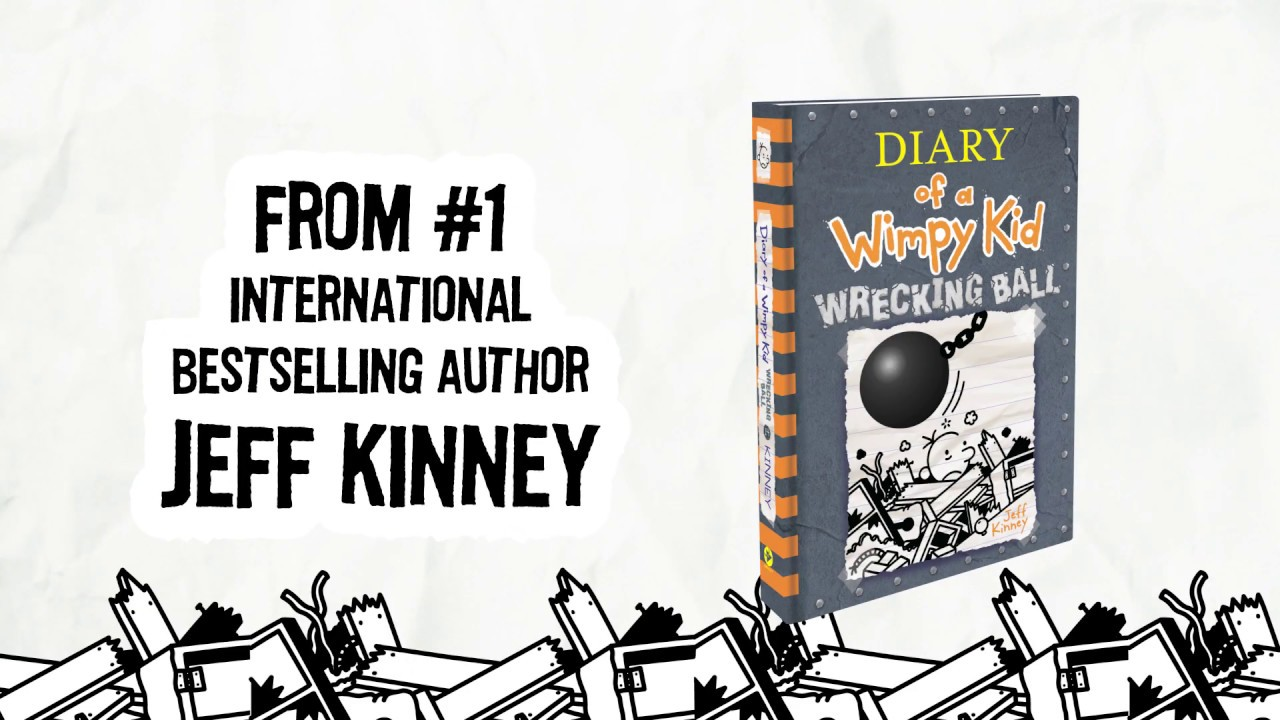 Diary Of A Wimpy Kid Wrecking Ball Smashing Into Stores 11 5 19 Youtube