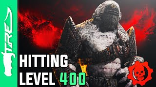 HITTING LEVEL 400! - Gears of War Ultimate Edition Gameplay (Multiplayer Gameplay)