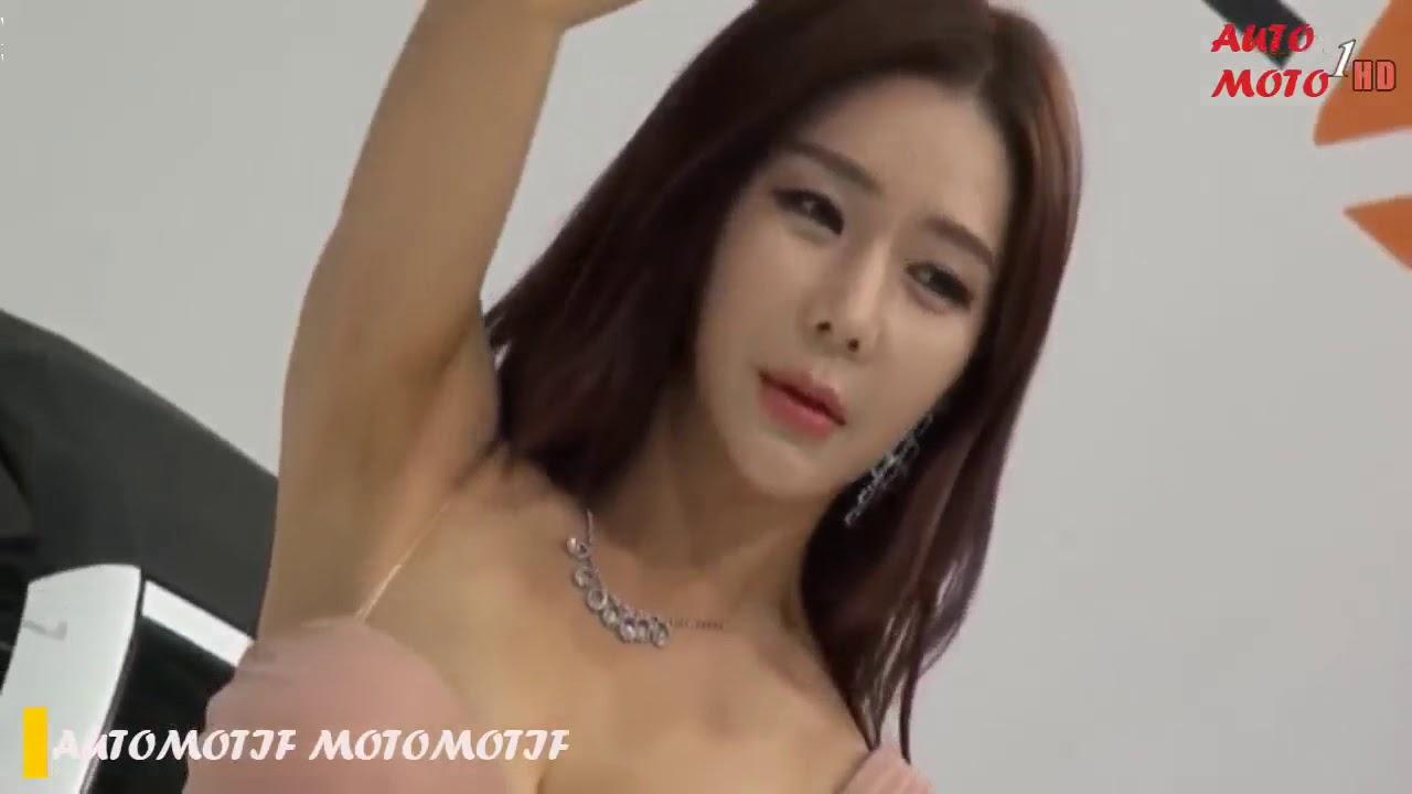 Motor show korean pretty girls show car 4 auto show youtube motor show korean pretty girls show car 4 auto show voltagebd Gallery
