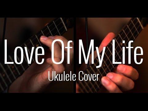Love of my life ukulele chords pdf