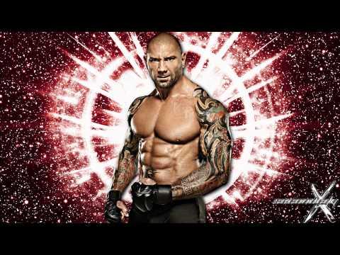 "WWE: ""I Walk Alone"" ► Batista 4th Theme Song"