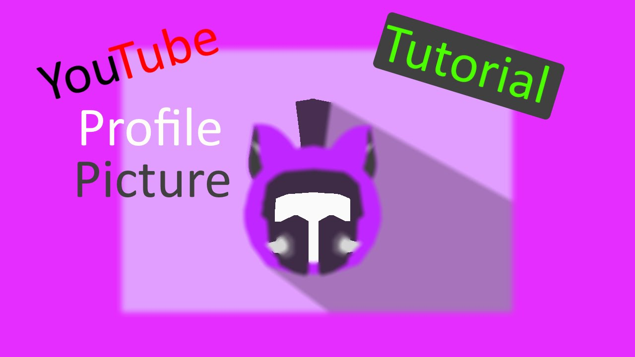 47b4b66489cae Roblox Youtube Profile Picture Tutorial  Fixed Hats on Morph  - YouTube