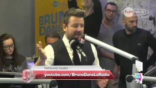 Martin Solveig en Interview (25/11/2016) - Bruno dans la Radio