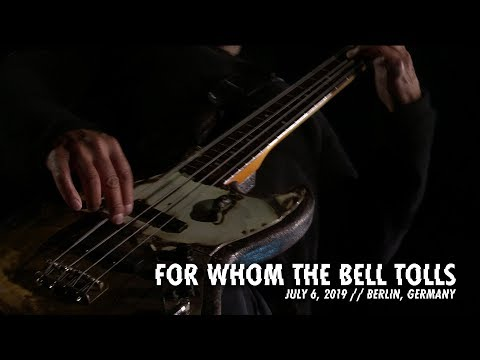 Metallica: For Whom the Bell Tolls (Berlin, Germany - July 6, 2019)