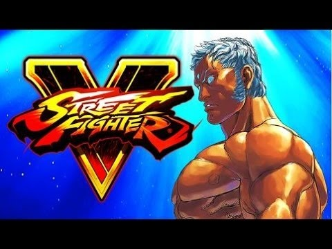 Street Fighter 5 Urien - Official Gameplay Trailer - YouTube
