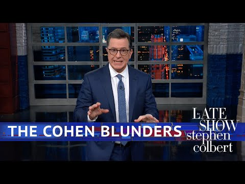 Cohen Exposes Trumps Business Ties With Russia