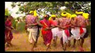 INDIAN WARLI TRIBAL DANCE